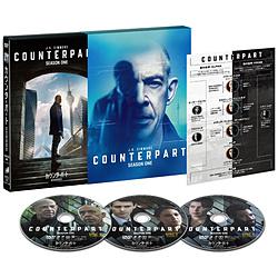 カウンターパート/暗躍する分身 シーズン1 DVDコンプリートBOX DVD