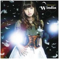 春奈るな / ゲーム「ソードアート・オンライン」OPテーマ「Windia」 初回生産限定盤 DVD付 CD