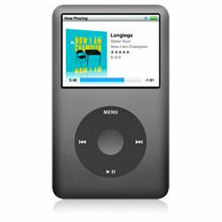 iPod classic 160GB(ブラック)MC297J/A