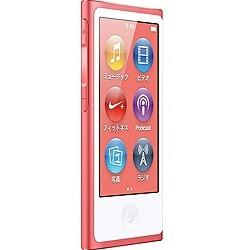 iPod nano【第7世代】16GB(ピンク)MD475J/A