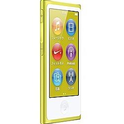 iPod nano【第7世代】16GB(イエロー)MD476J/A   [16GB]