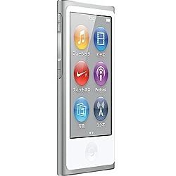iPod nano【第7世代】16GB(シルバー)MD480J/A   [16GB]