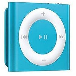 iPod shuffle【第4世代】2GB(ブルー)MD775J/A