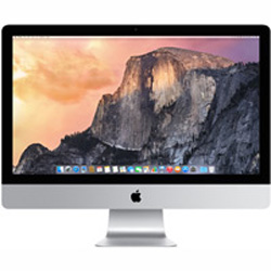 iMac Retina5K 27-inch Late 2014 i5-3.5GHz 8GB 1TB Fusion Drive AMD Radeon R9 M290X MF886J/A iMac15.1