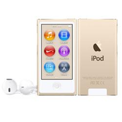 iPod nano 【第7世代 2015年モデル】 16GB ゴールド MKMX2J/A   [16GB]