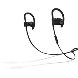 Beats by Dr. Dre 【在庫限り】 イヤホン 耳かけ型 POWERBEATS3 ブラック ML8V2PA/A [リモコン・マイク対応 /ワイヤレス(左右コード) /Bluetooth]