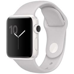 Apple(アップル) 【在庫限り】 Apple Watch Edition 38mm ホワイトセラミックケースとクラウドスポーツバンド MNTN2J/A