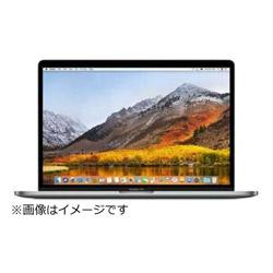 MacBookPro 15インチ Touch Bar搭載モデル[2017年/1TB flash storage/メモリ 16GB/CPU 3.1GHz/Graphics Radeon Pro 560/日本語キーボード]  スペースグレイ MPTW2JA [intel Core i7]