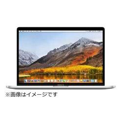 MacBookPro 15インチ Touch Bar搭載モデル[2017年/1TB flash storage/メモリ 16GB/CPU 3.1GHz/Graphics Radeon Pro 560/日本語キーボード]  シルバー MPTX2JA [intel Core i7]