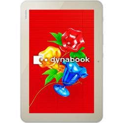 dynabook Tab S50/36M [Windowsタブレット・Office付き・キーボード付き] PS50-36MNXG (2014年モデル・サテンゴールド)