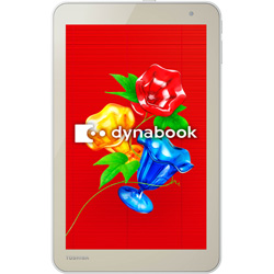 dynabookTabS38/26M[Windowsタブレット・Office付き]PS38-26MNXG(2015年モデル・サテンゴールド)