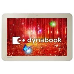 dynabook Tab S50/PG [Windowsタブレット・Office付き] PS50PGP-NXA (2015年モデル・サテンゴールド)