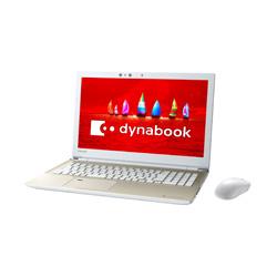 ノートPC dynabook T95/FG PT95FGP-BEA2 サテンゴールド [Core i7・15.6インチ・Office付き]