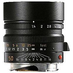 【クリックで詳細表示】ズミルックスM f1.4/50mm ASPH. 11891C [ライカMマウント] 標準レンズ(MFレンズ)