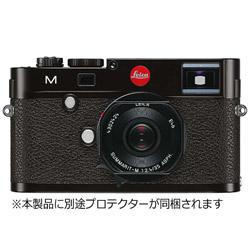 Typ 240 レンジファインダーデジタルカメラ  BLACK PAINT FINISH [単焦点レンズ]