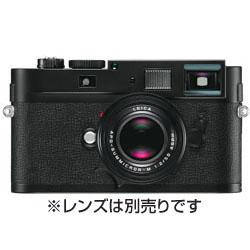 ライカ M モノクローム【ボディ(レンズ別売)】(ブラック)   [ボディ単体]