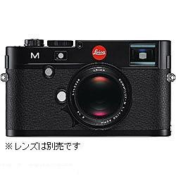 Typ 240 レンジファインダーデジタルカメラ ライカM BLACK PAINT FINISH  [ボディ単体]