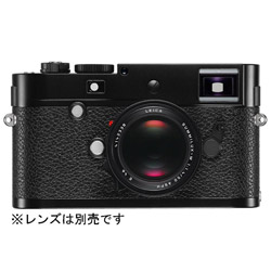 Typ 240 レンジファインダーデジタルカメラ ライカM-P BLACK PAINT FINISH  [ボディ単体]