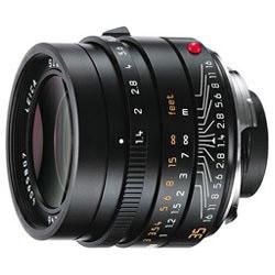 カメラレンズ M F1.4/35mm ASPH. SUMMILUX(ズミルックス) BLACK [ライカM /単焦点レンズ] SUMMILUX(ズミルックス) BLACK  [ライカM /単焦点レンズ]