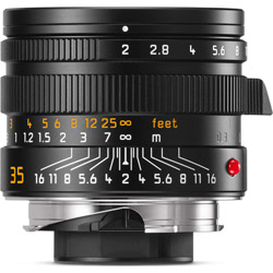 カメラレンズ アポ・ズミクロンM f2/35mm ASPH.    [ライカM /単焦点レンズ]