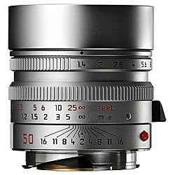 【クリックで詳細表示】ズミルックスM f1.4/50mm ASPH. 11892C [ライカMマウント] 標準レンズ(MFレンズ)
