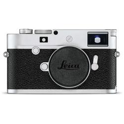 20022 Leica M10-D シルバークローム