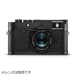 レンジファインダーデジタルカメラ ライカ M10 モノクローム Leitz Wetzlar   20061 [ボディ単体]