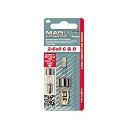 マグライト MAG-NUM STAR II 2セル用 交換球 LMXA201Y