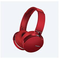 ≪海外仕様≫ヘッドホン [リモコン・マイク対応 /Bluetooth] MDR-XB950BTRCE R