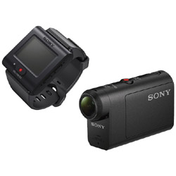 SONY(ソニー) HDR-AS50R アクションカメラ ライブビューリモコンキット [フルハイビジョン対応 /防水+防塵+耐衝撃 /電子式(アクティブイメージエリア方式、アクティブモード搭載)]