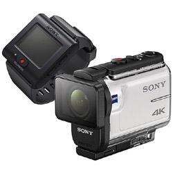 SONY(ソニー) FDR-X3000R アクションカメラ ライブビューリモコンキット [4K対応 /防水+防塵+耐衝撃 /光学式(空間光学方式、アクティブモード搭載)]