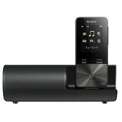 デジタルオーディオプレーヤー WALKMAN S310シリーズ (ブラック/4GB) NW-S313K BC 【ワイドFM対応】
