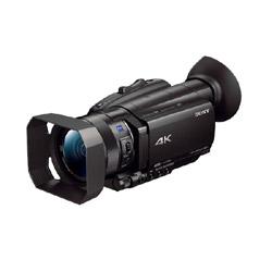 """デジタル4Kビデオカメラレコーダー """"ハンディカム"""" FDR-AX700   FDR-AX700 [4K対応]"""