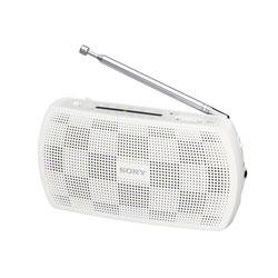 SRF-19WC 携帯ラジオ ホワイト [AM/FM /ワイドFM対応]