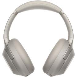 ソニー(SONY) ワイヤレスノイズキャンセリングステレオヘッドセット WH-1000XM3SM [ハイレゾ対応/約1.2m、金メッキステレオミニプラグ/ワイヤレス/ノイズキャンセル対応]