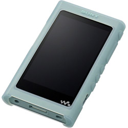 ソニー(SONY) NW-A50シリーズ専用 シリコンケース CKM-NWA50 GMWW グリーン