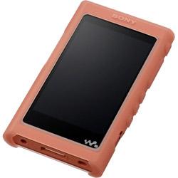 ソニー(SONY) NW-A50シリーズ専用 シリコンケース CKM-NWA50 RMWW レッド