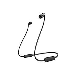 ≪海外仕様≫ツーリストモデル ブルートゥースイヤホン カナル型 ブラック WI-C310BCE [リモコン・マイク対応 /ワイヤレス(左右コード) /Bluetooth]