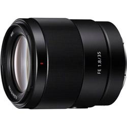 カメラレンズ FE 35mm F1.8【ソニーEマウント】 [ソニーE /単焦点レンズ]