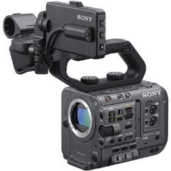 Cinema Line カメラ FX6 ILME-FX6V