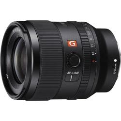 カメラレンズ FE 35mm F1.4 GM   SEL35F14GM [ソニーE /単焦点レンズ]