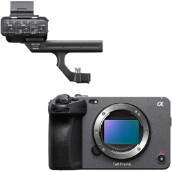 SONY(ソニー) Cinema Line カメラ ILME-FX3    [ボディ単体]