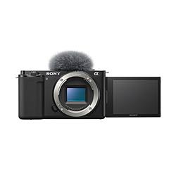SONY(ソニー) VLOGCAM ZV-E10 ミラーレス一眼カメラ  ブラック  [ボディ単体]