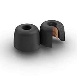 SONY(ソニー) ノイズアイソレーションイヤーピース Sサイズ  ブラック EPNI1000S Q