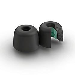 SONY(ソニー) ノイズアイソレーションイヤーピース Mサイズ  ブラック EPNI1000M Q