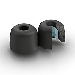 SONY(ソニー) ノイズアイソレーションイヤーピース Lサイズ  ブラック EPNI1000L Q