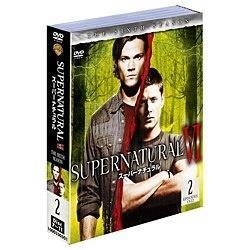 SUPERNATURAL/スーパーナチュラル 6<シックス> セット2 ソフトシェル DVD