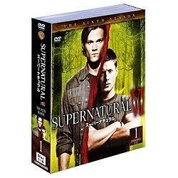 SUPERNATURAL/スーパーナチュラル 6<シックス> セット1 ソフトシェル DVD