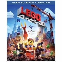 LEGOムービー 3D&2D ブルーレイセット 【ブルーレイ ソフト】   [ブルーレイ]