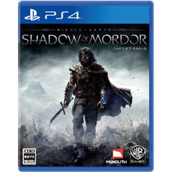 [Used] Shadow Of Mordor [PS4]